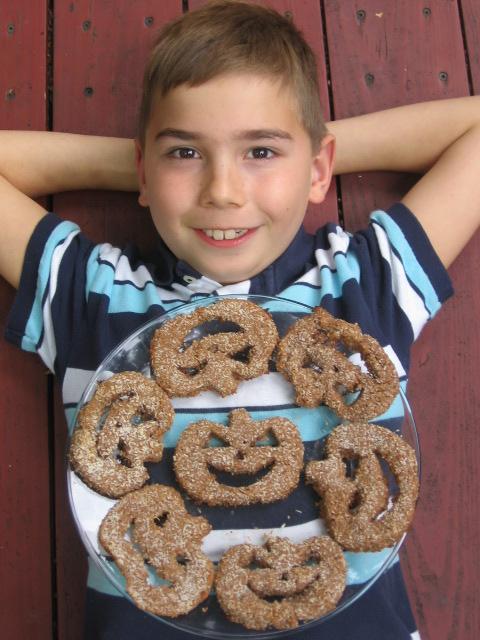 Halloween Cookies 2011 012