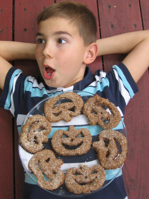 Halloween Cookies 2011 013