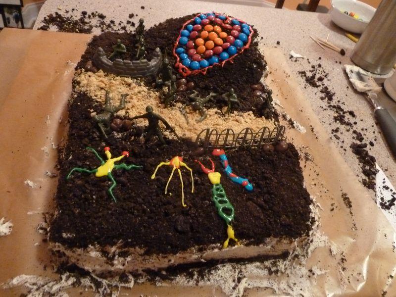 Army Man Cake 023