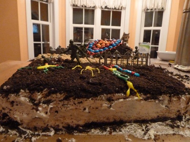 Army Man Cake 024